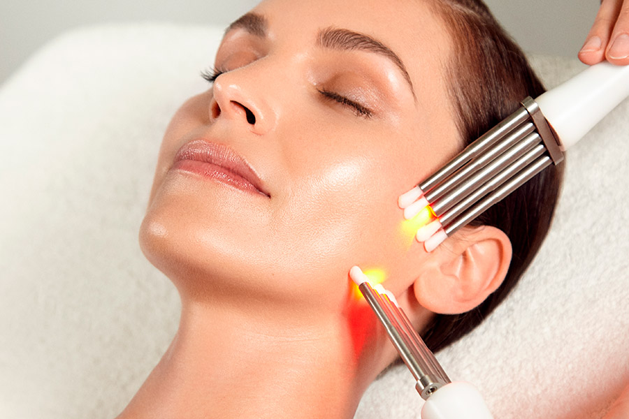 Our CACI Synergy 'non-surgical facelift' Event...